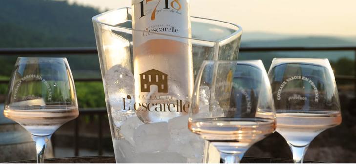 Histoire d'un rosé de Provence