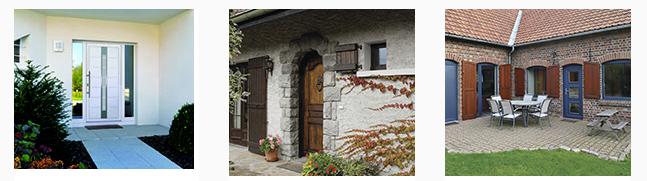 Porte d'entrée suisse - Tryba
